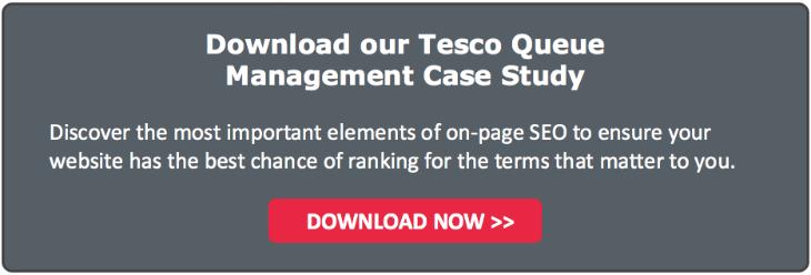 Download the Tesco Queue Management Case Study