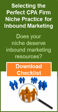 niche marketing for inbound