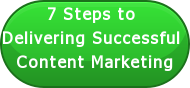 7 Steps to  Delivering Successful  Content Marketing