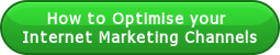 How to Optimise your  Internet Marketing Channels
