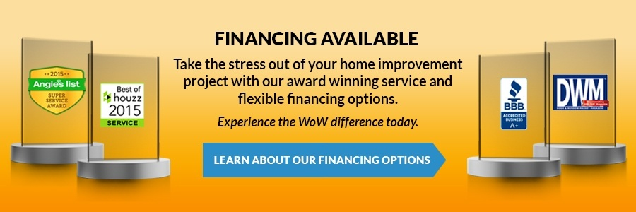Learn about Financing Options