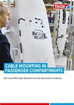 Automotive Tapes- cable mounting