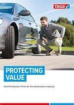 Automotive Tapes- paint protection