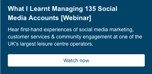 What I Learnt Managing 135 Social Media Accounts