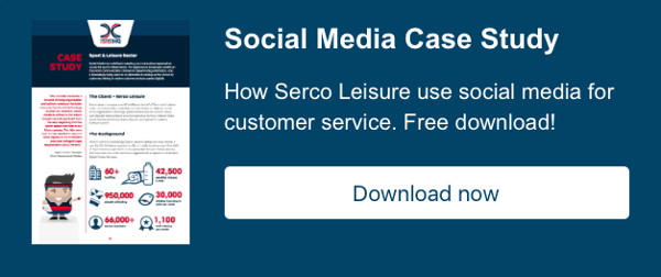 Case Study: Learn how Serco Leisure maximise social media marketing