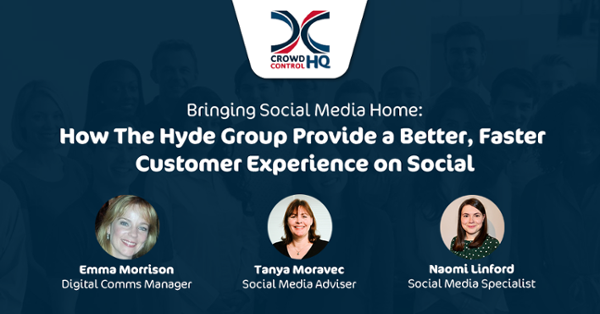 How The Hyde Group provide a better, faster customer experience on social