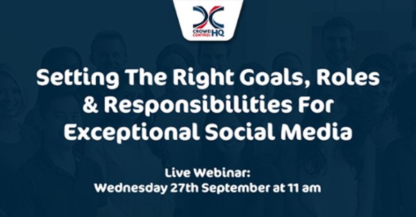 Webinar, Wednesday 27th September at 11am