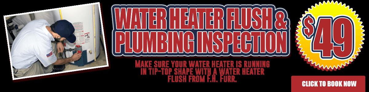 Water Heater Flush