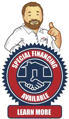 F.H. Furr has tons of special financing plans for your HVAC, plumbing & electrical service needs.