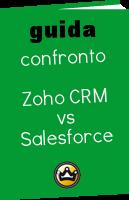 Guida al confronto tra Zoho Crm e Salesforce Crm