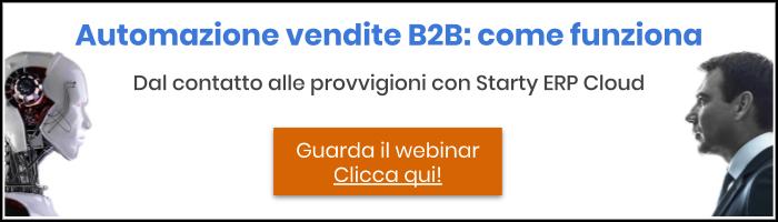 Automazione vendite B2B: guarda il webinar!
