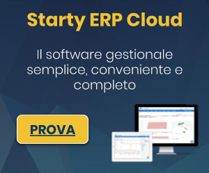 Prova Starty ERP: il software gestionale per le PMI