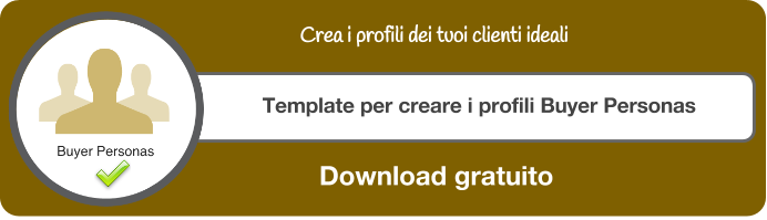 Template per creare i profili Buyer Personas