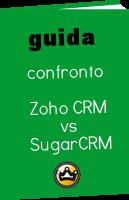 Guida al confronto tra Zoho Crm e Sugar Crm