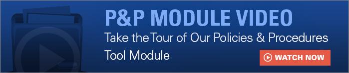 P&P Module Blog CTA