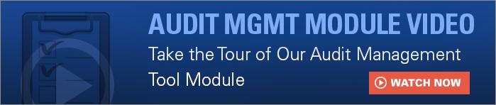 Audit Management Video Blog CTA