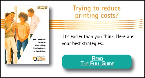 Wish you could reduce printing costs?