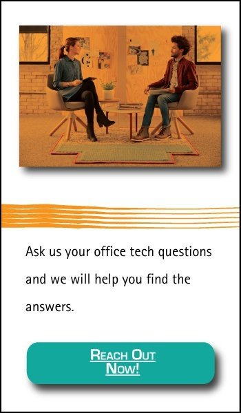 Ask us your office technology questions