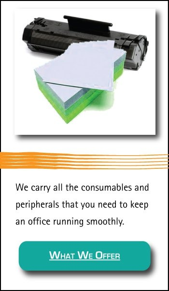 laser toner cartridge and printer paper - we offer all your printer supplies