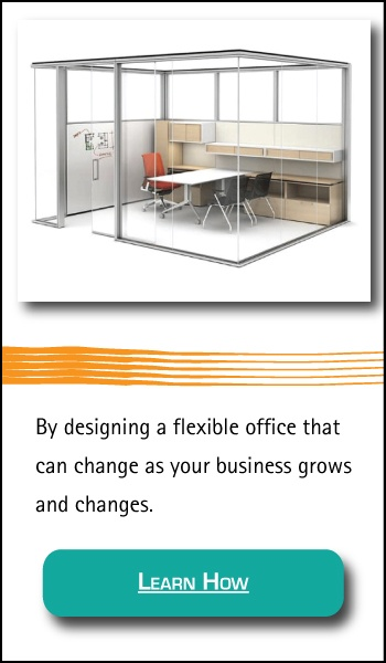 Haworth Enclose moveable walls - download whitepaper to see how they can benefit your business