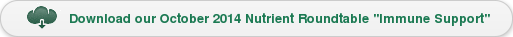 Download our October 2014 Nutrient Roundtable