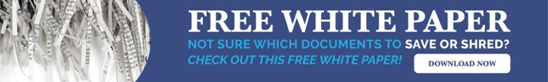 Save or Shred Newsletter