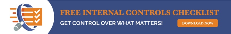 Internal Controls Newsletter