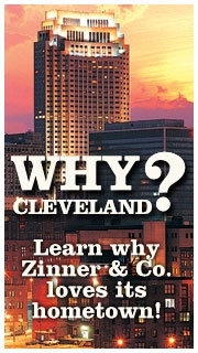 Learn why Zinner & Co. loves Cleveland