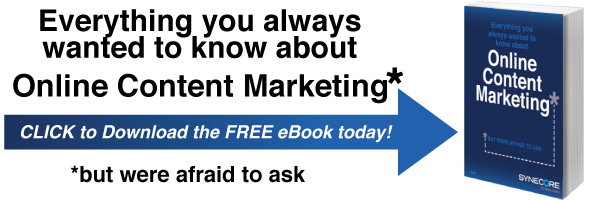 Free Online Content Marketing eBook
