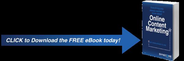 Free Online Content Marketing eBook