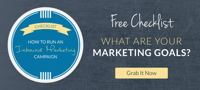 Inbound Marketing Campaign Checklist