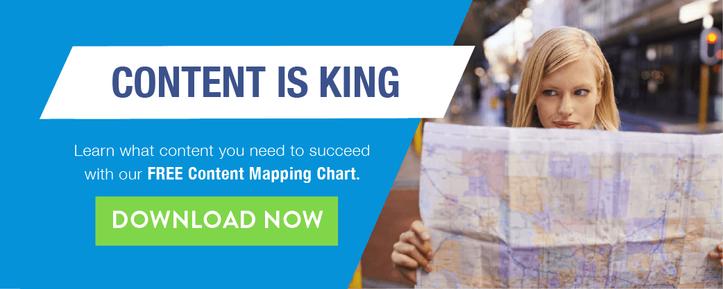 Content Mapping Chart
