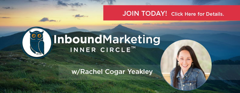 Join the Inbound Marketing Inner Circle
