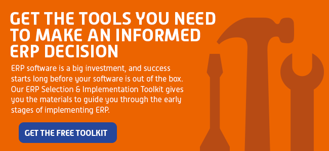 The right ERP implementation will help you cut costs through continuous improvement.