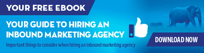 Hire an inbound marketing agency