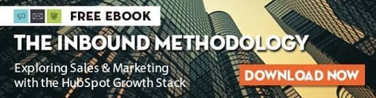 Inbound Methodology - Blog