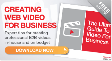 Creating web video for business