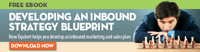 inbound strategy blueprint eBook
