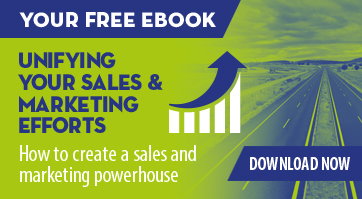 Unifying sales and marketing