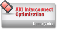AXI Interconnect Optimization using a Virtual Prototype