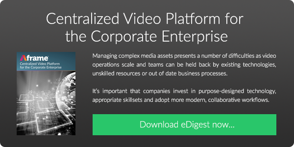 Download our FREE edigest on Centralized Video Platform for the Corporate Enterprise