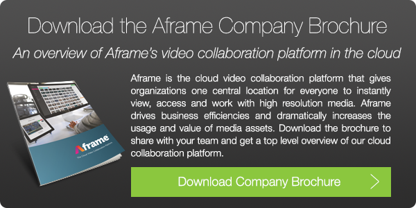 Download the Aframe Company Brochure