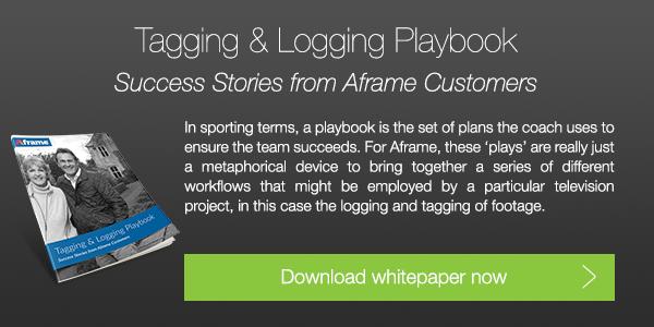 Download Aframe's Tagging & Logging Playbook