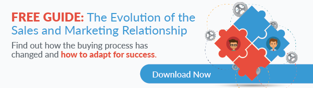 evolution of sales and marketing eBook
