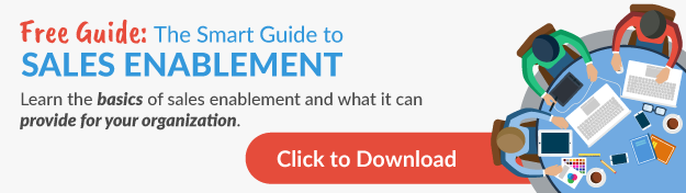The Smart Guide to Sales Enablement