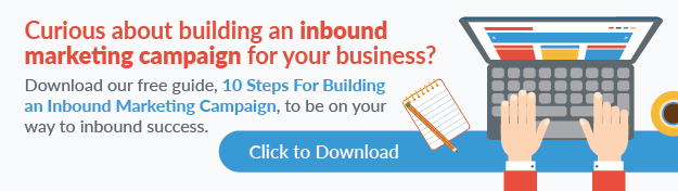 Build Your Inbound Marketing Campaign eBook