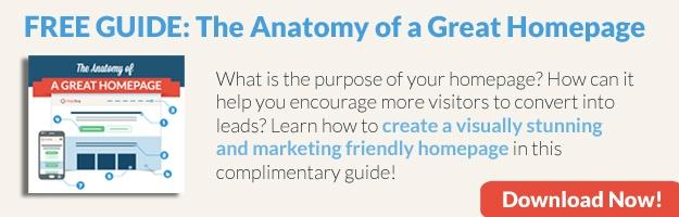 the anatomy of a great homepage cta