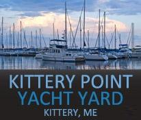 Kitty Point Yacht Yard - Kittery, ME