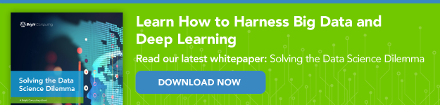 Learn How to Harness Big Data and Deep Learning