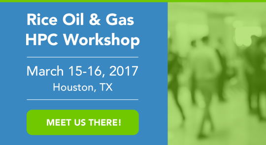 rice oil gas hpc workshop